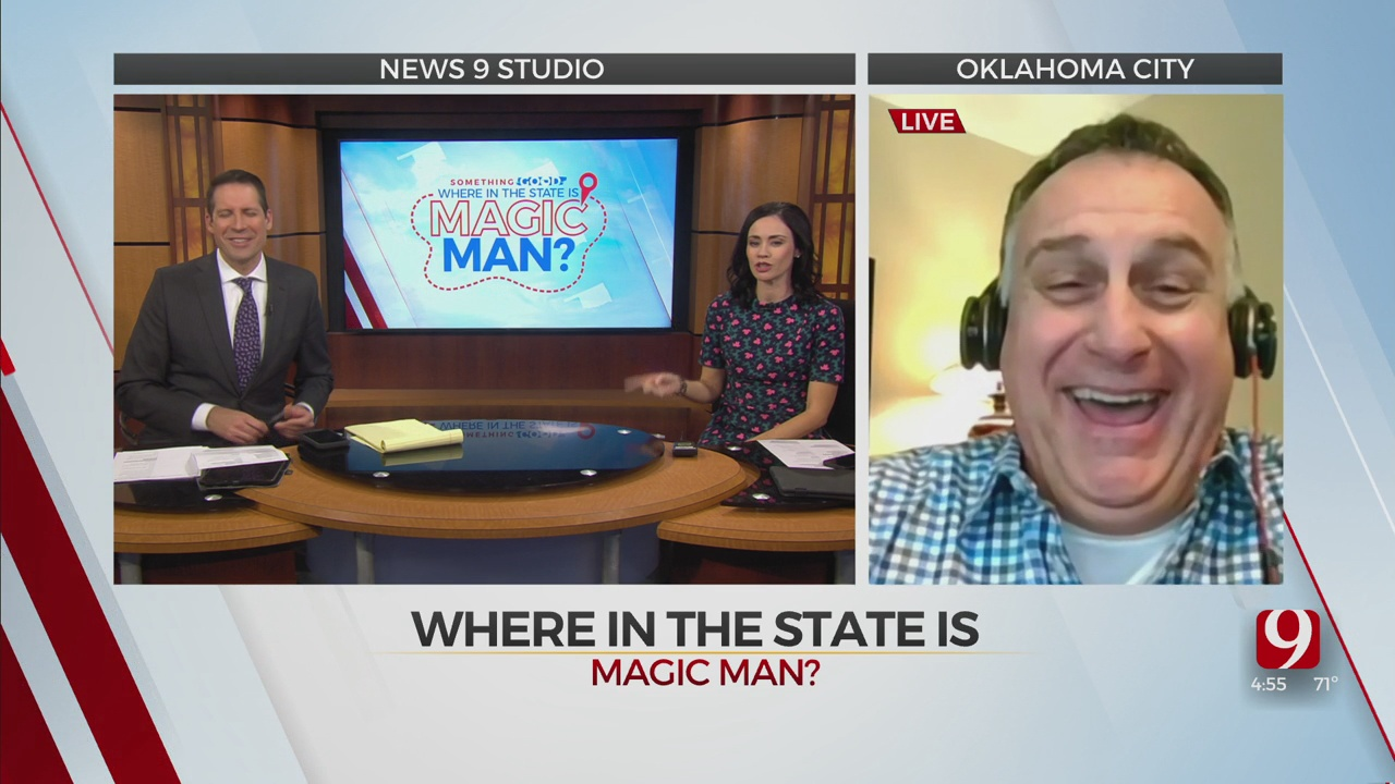 Where In The State Is Magic Man?: March 3, 2021