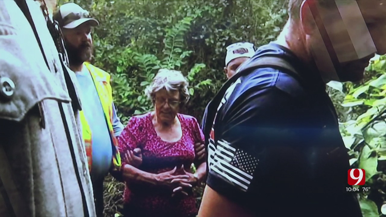 Blanchard 78-Year-Old Woman, Missing For More Than 24 Hours, Found Safe