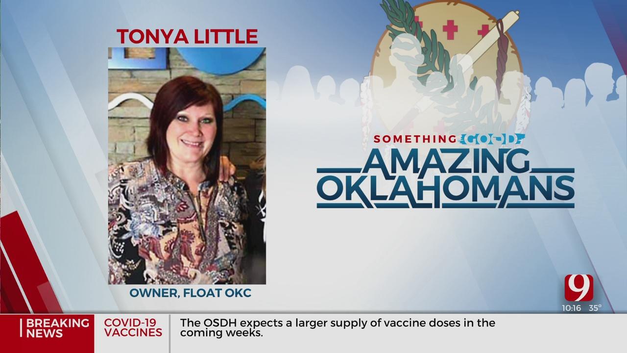 Amazing Oklahoman: Tonya Little