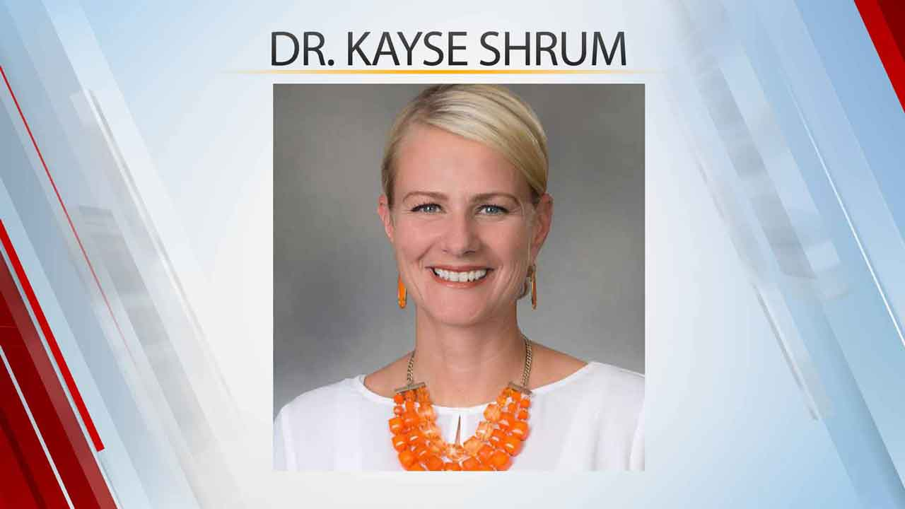 Oklahoma State University Selects First Woman To Be President
