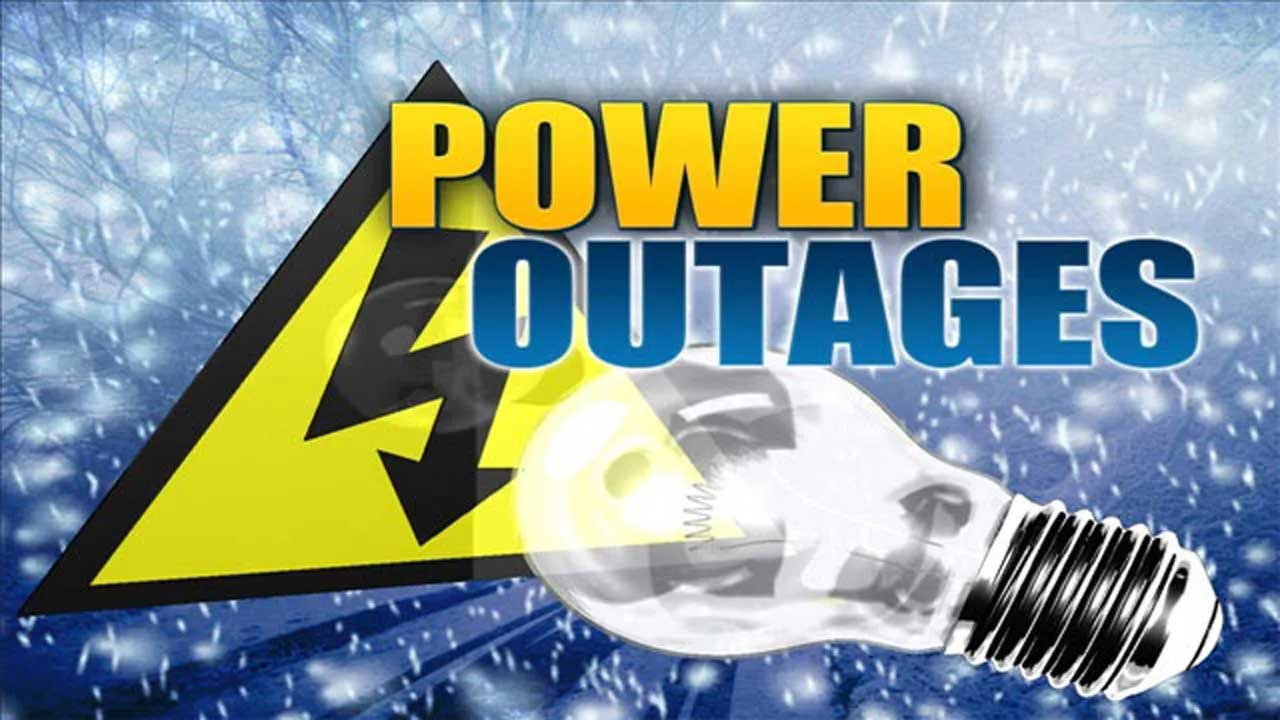 Crews Work To Restore Power To Thousands Of Customers