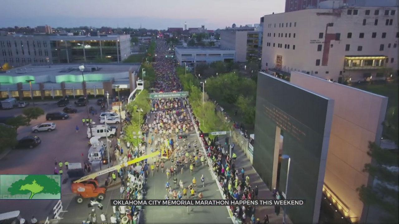 Oklahoma City Memorial Marathon Prepares For Race Weekend