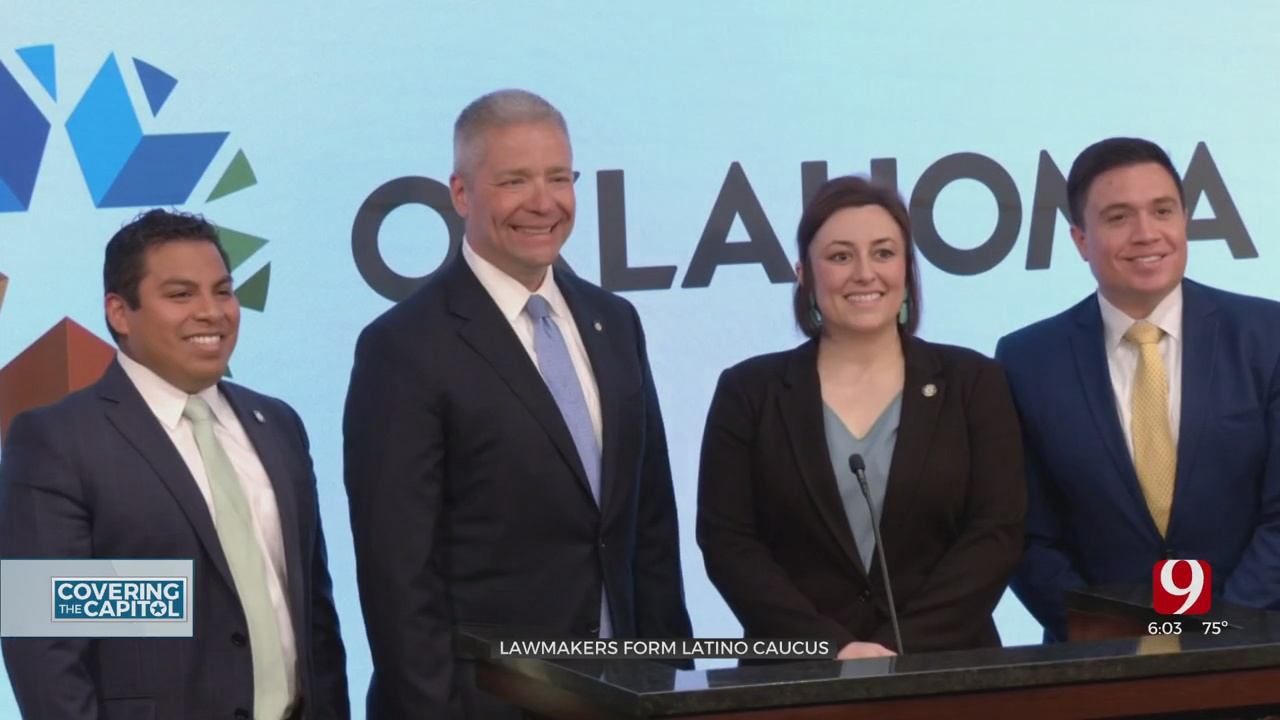 State Lawmakers Form Bipartisan Latino Legislative Caucus