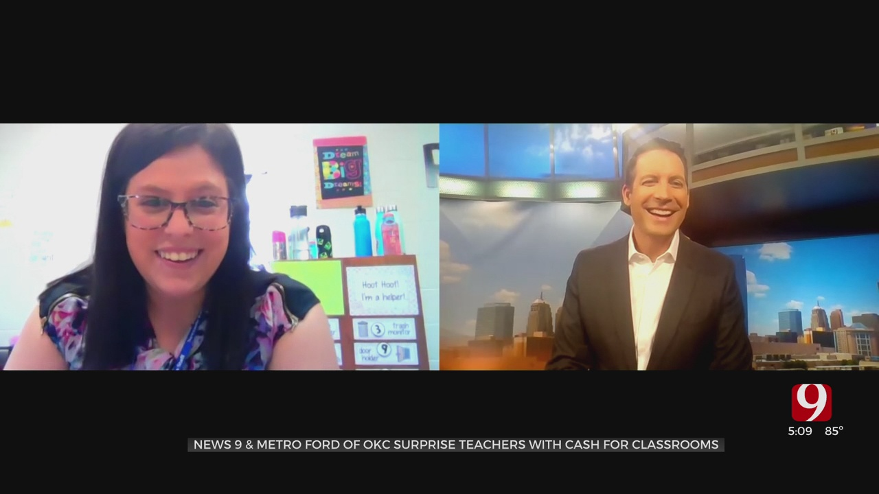 Cash For Classrooms: Sept. 23