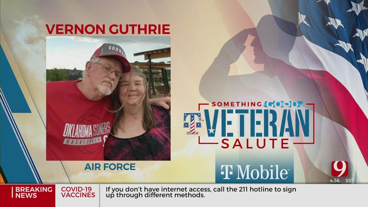 Veteran Salute: Vernon Guthrie