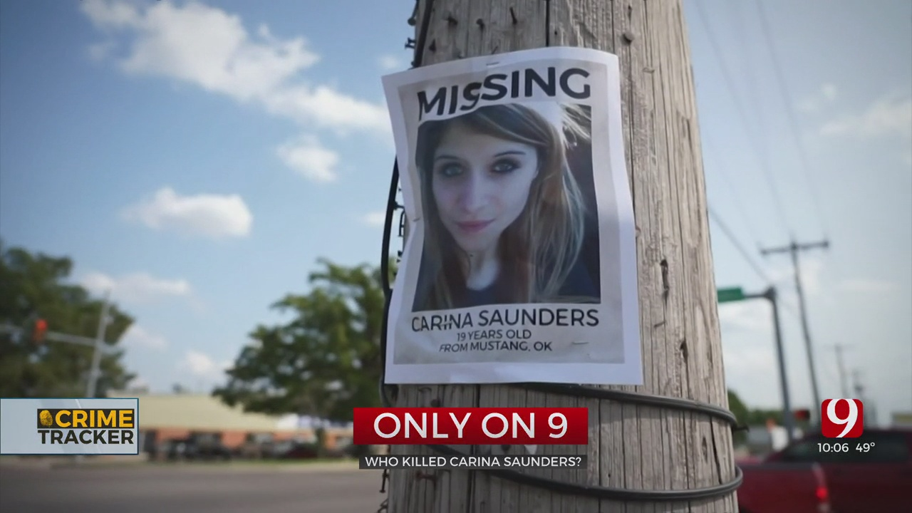 Part 1: Who Killed Carina Saunders?