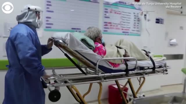 WATCH: 104-Year-Old Woman Beats COVID For Second Time