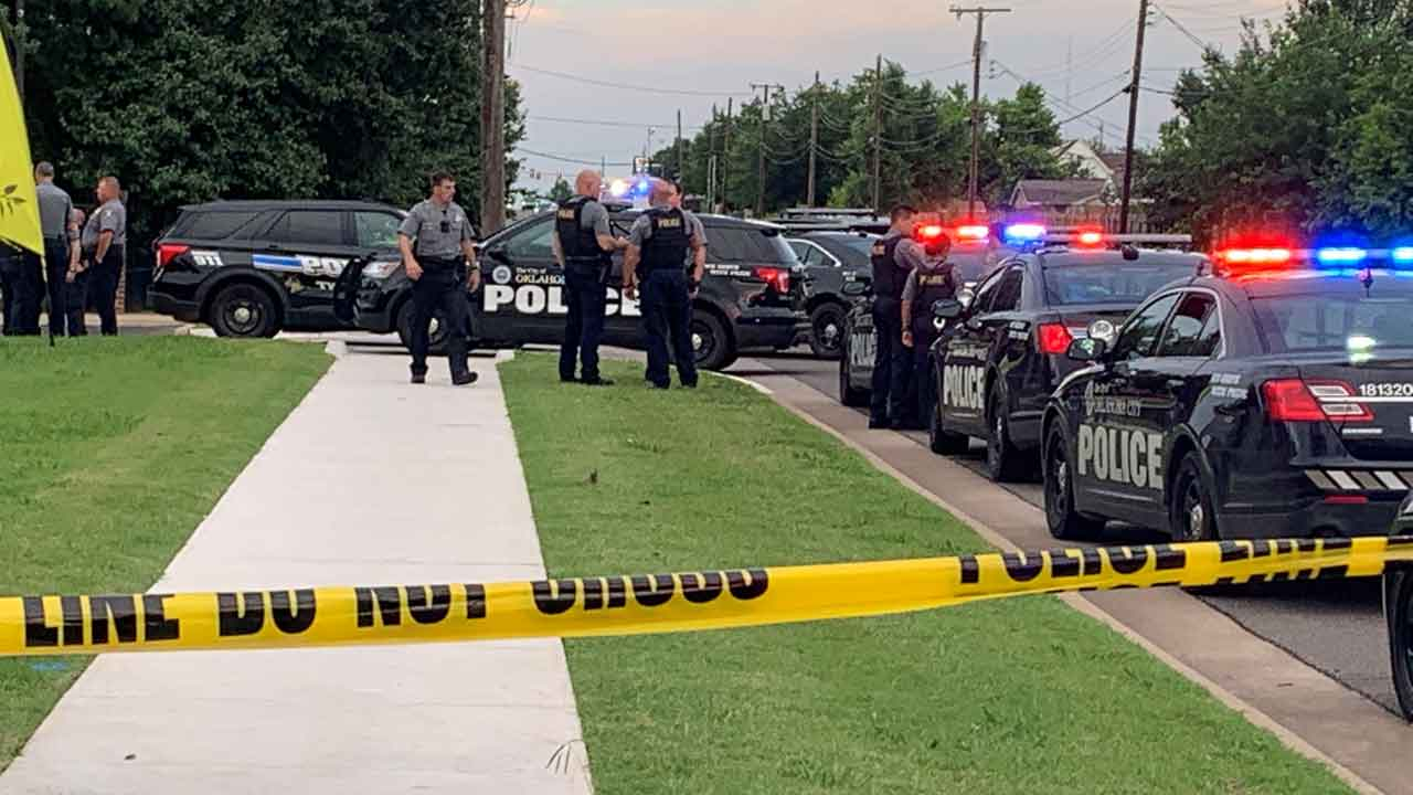 Police Investigate Double Homicide After Shooting At NW OKC Apartment Complex