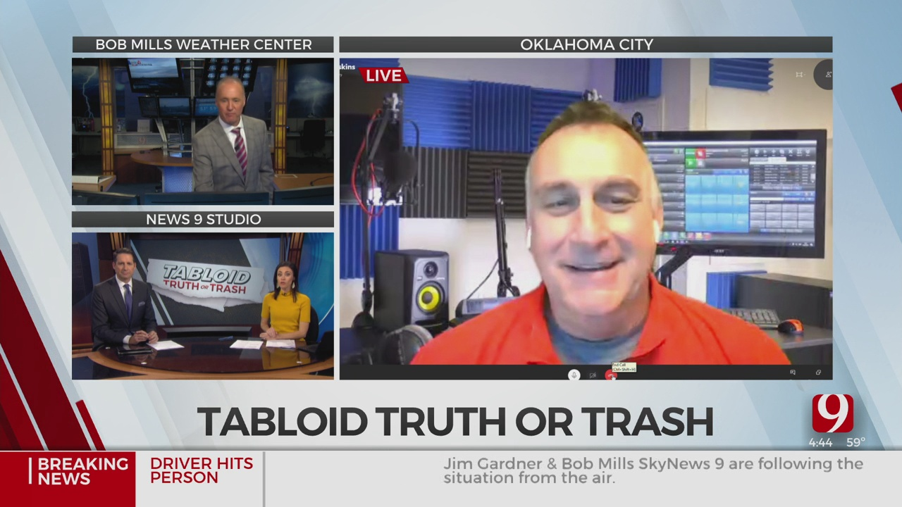Tabloid Truth Or Trash For Jan. 5, 2021