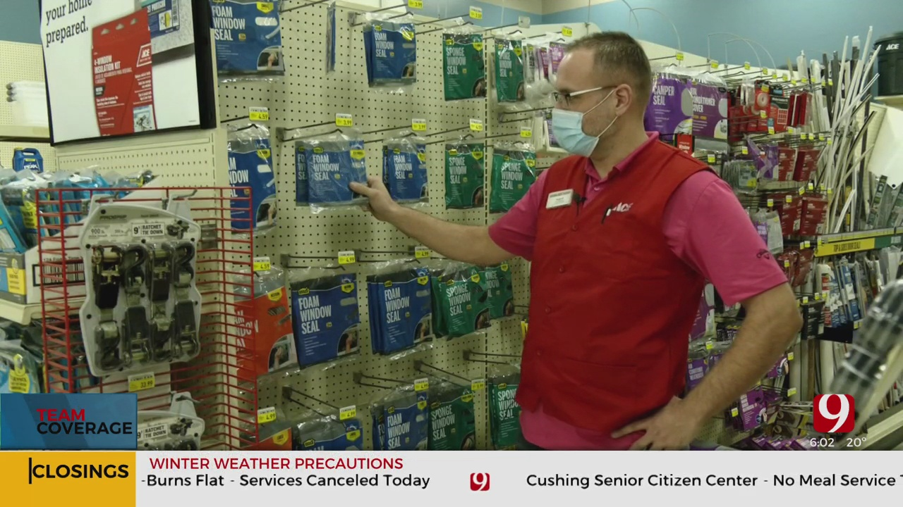 Ace Hardware Store Provides Safety Precautions, Tips During Winter Storm