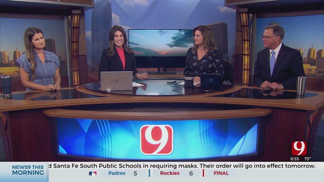 News 9 6 a.m. Newscast (Aug. 17)
