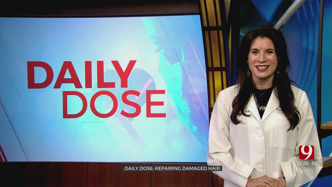 Daily Dose: Repairing Damaged Hair