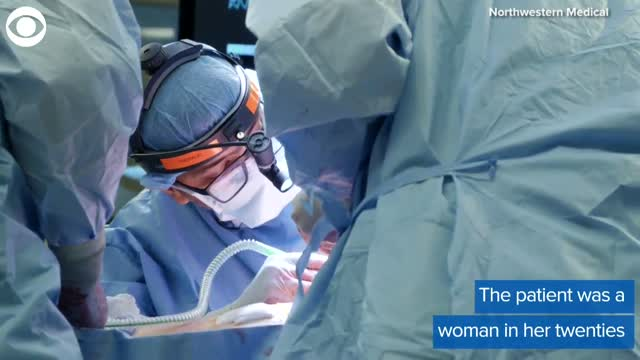 Young Woman With Coronavirus Receives Double Lung Transplant In Chicago
