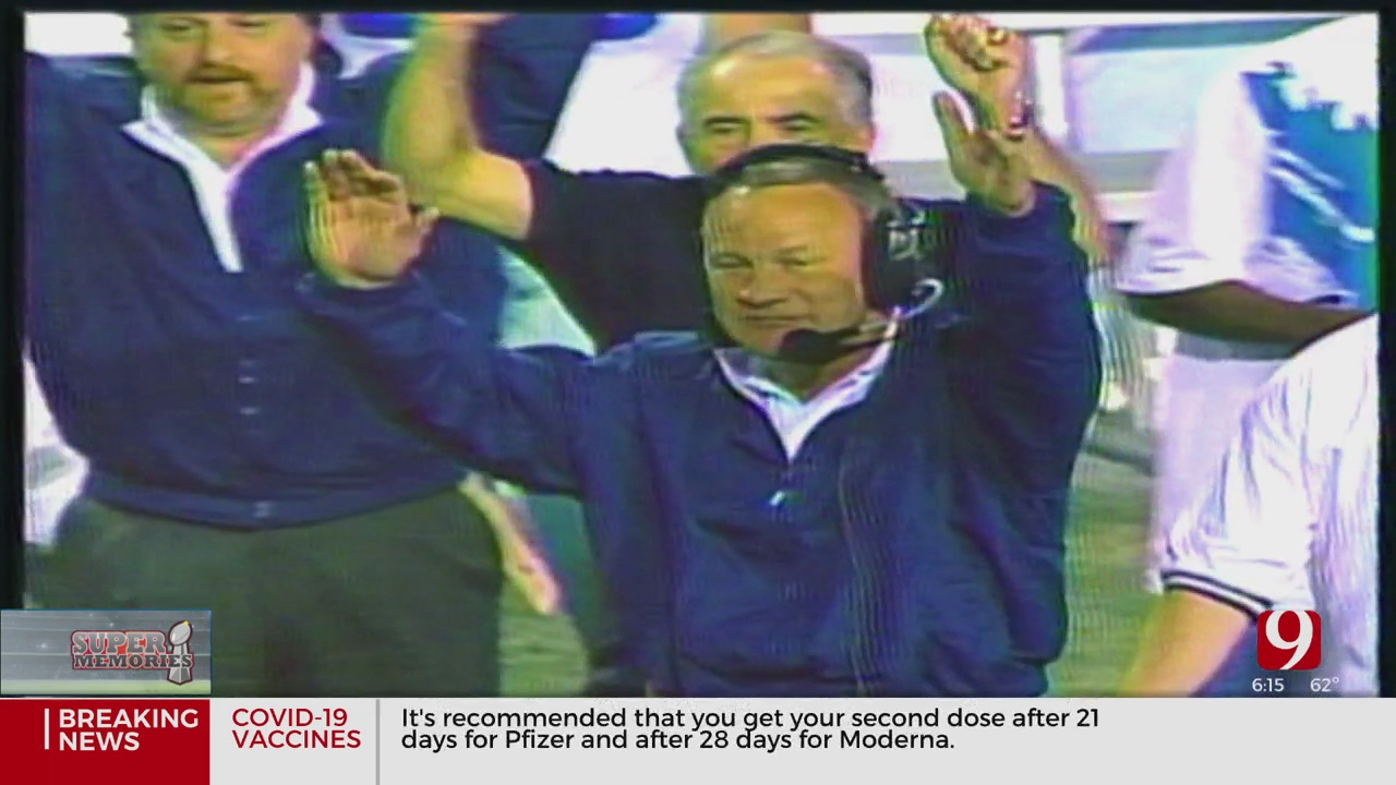 I Wanted To Win For Jerry': Coach Barry Switzer's Memories Of Dallas Cowboys' Super Bowl Win