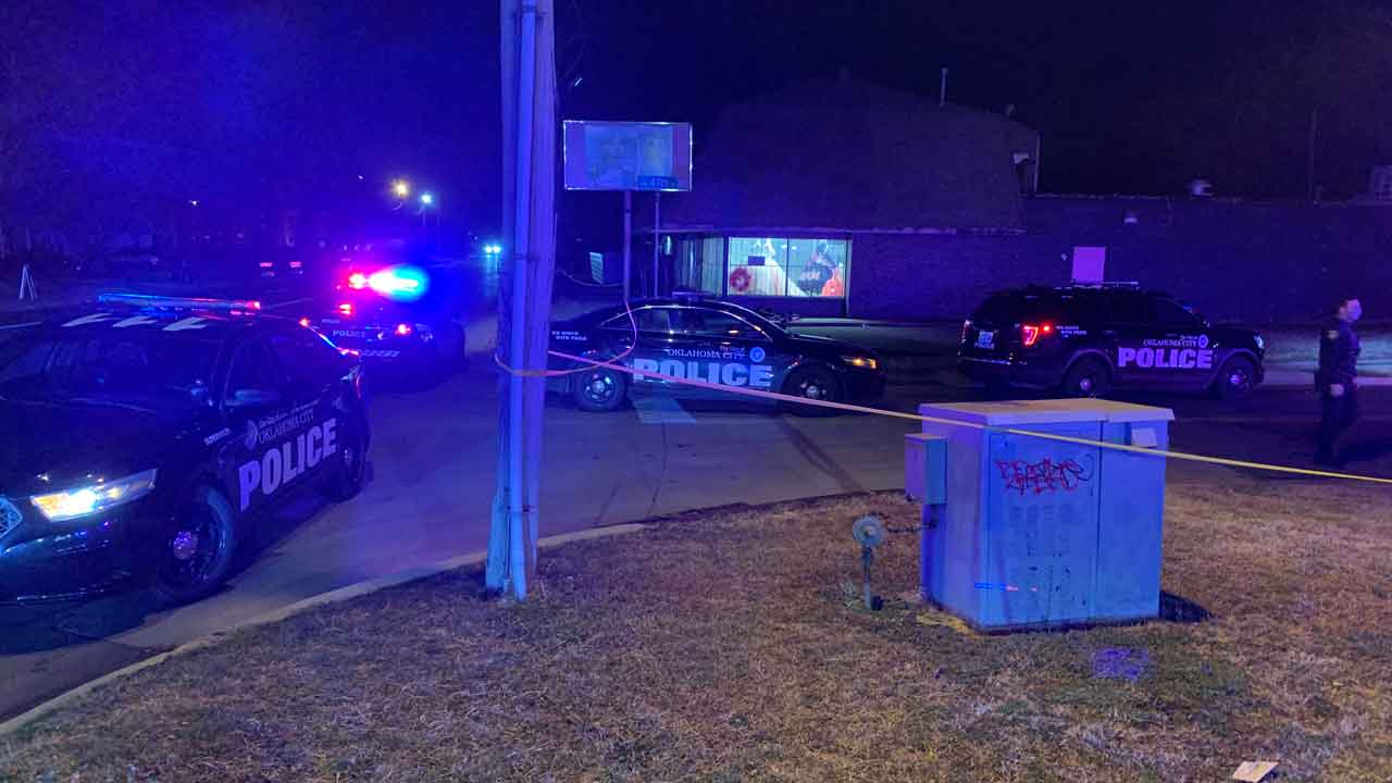 Man Critical After Altercation, Shooting In South OKC