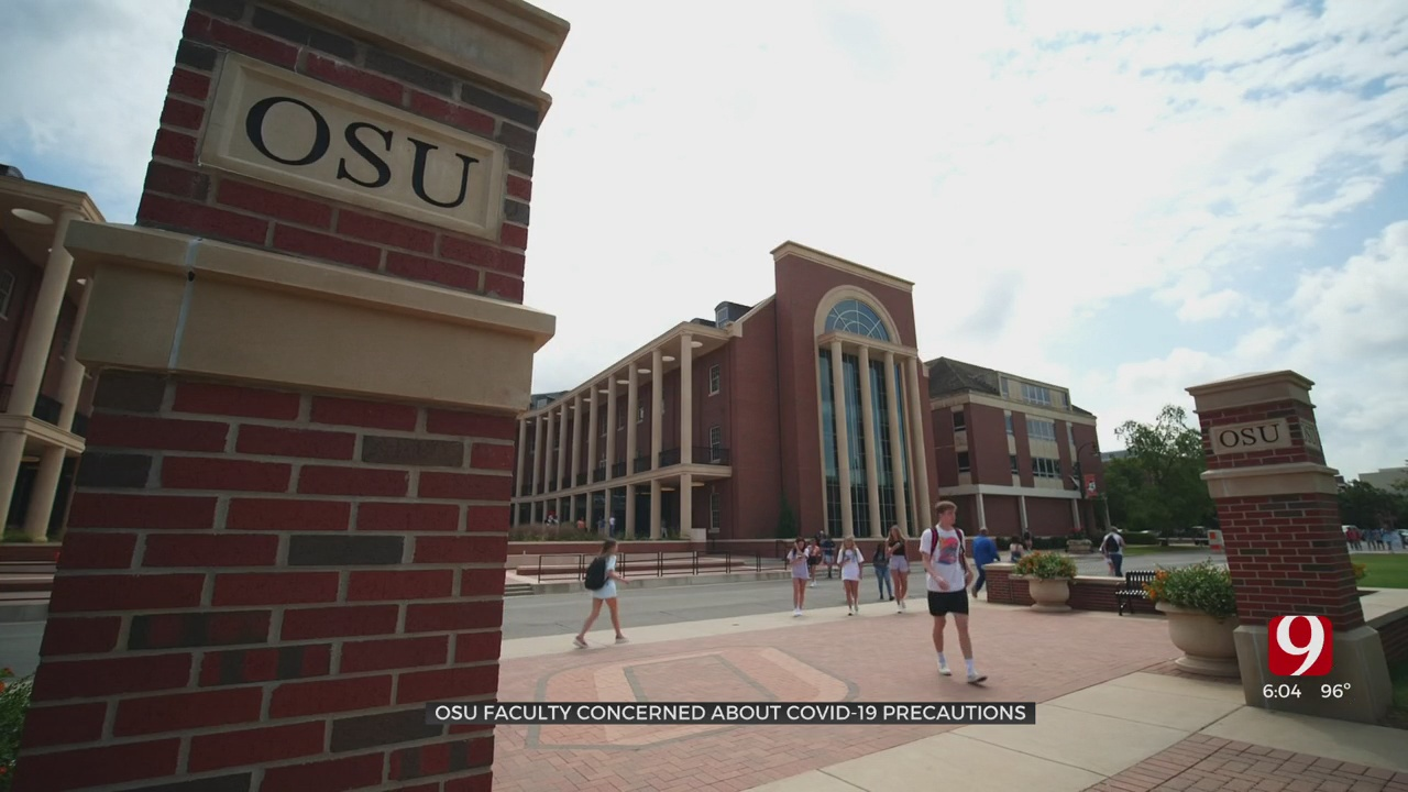 OSU Faculty, Staff Ask For More COVID-19 Protocols