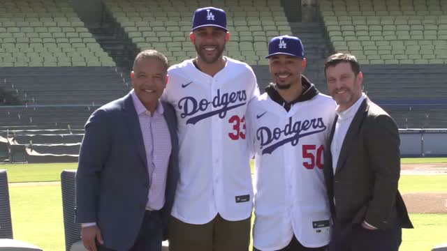 LA Dodgers' David Price Announces On Social Media He's Opting Out Of 2020 MLB Season