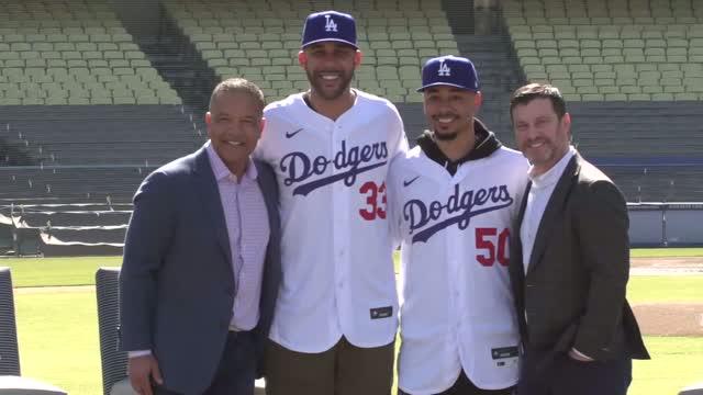 LA Dodgers' David Price Announces On Social Media He's Opting Out Of 2020 MLB Season