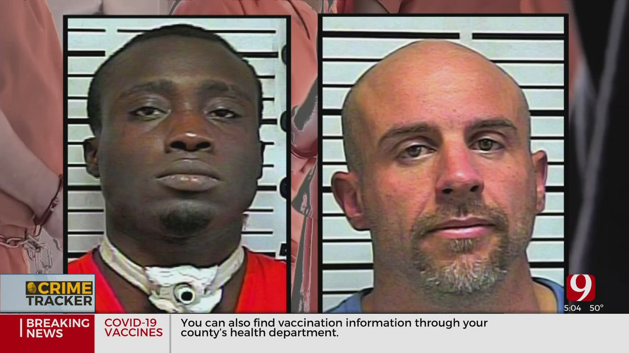 Inmate Charged With Murder As The OSBI Investigates Recent Inmate Deaths At Okla. Co. Jail