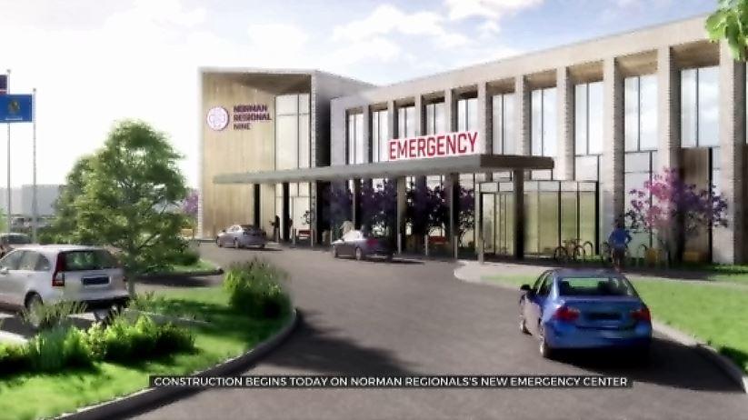 Norman Regional To Break Ground On New Emergency Center