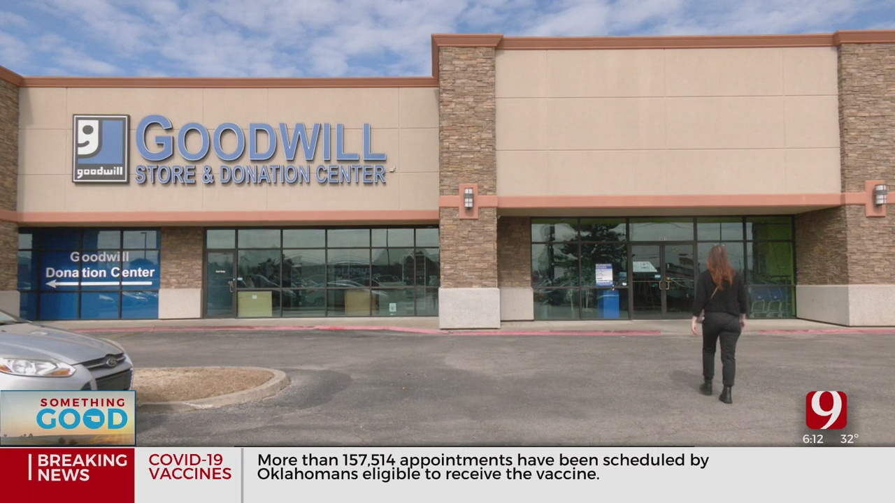 Goodwill Partners With DOC, Local Nonprofit To Provide Inmates Work After Incarceration