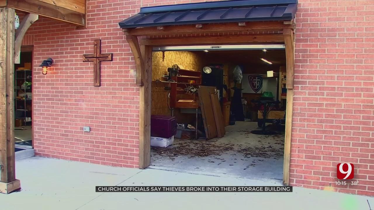 Yukon Church Burglarized Day After Christmas