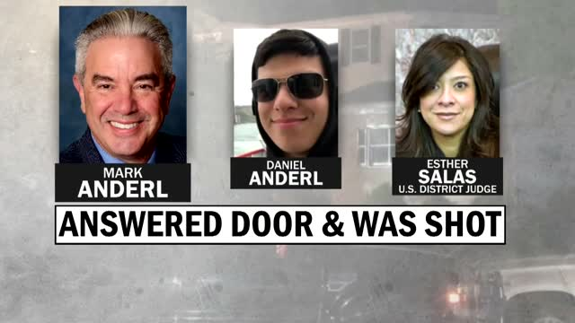 Son Of US District Judge Killed, Husband Shot In NJ Home