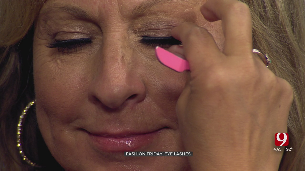 Fashion Friday: Best Lashes & How To Apply Them