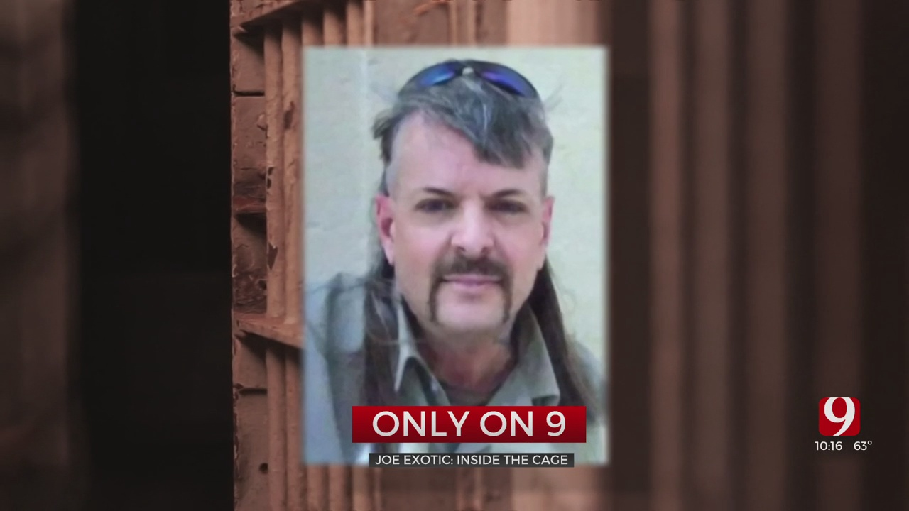 Joe Exotic Pouncing On The US Attorney's Office From Behind Bars