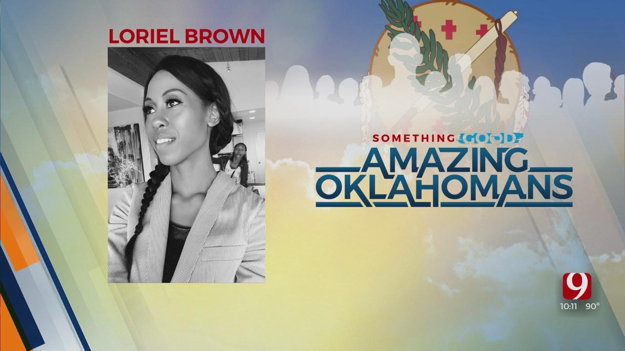 Amazing Oklahoman: Loriel Brown