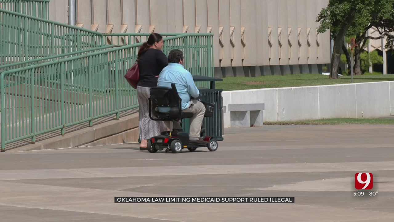 Federal Medicaid Office Says Oklahoma Law Limiting Medicaid Support Is Illegal