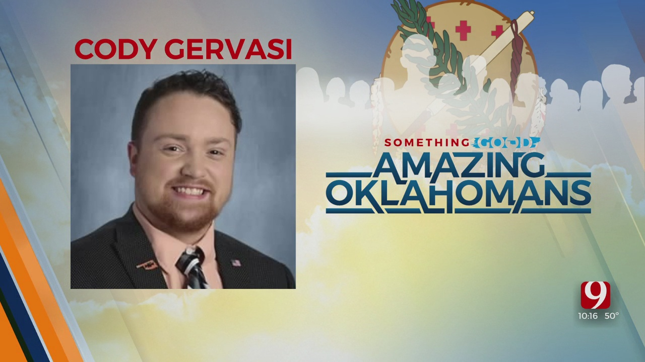 Amazing Oklahoman: Cody Gervasi
