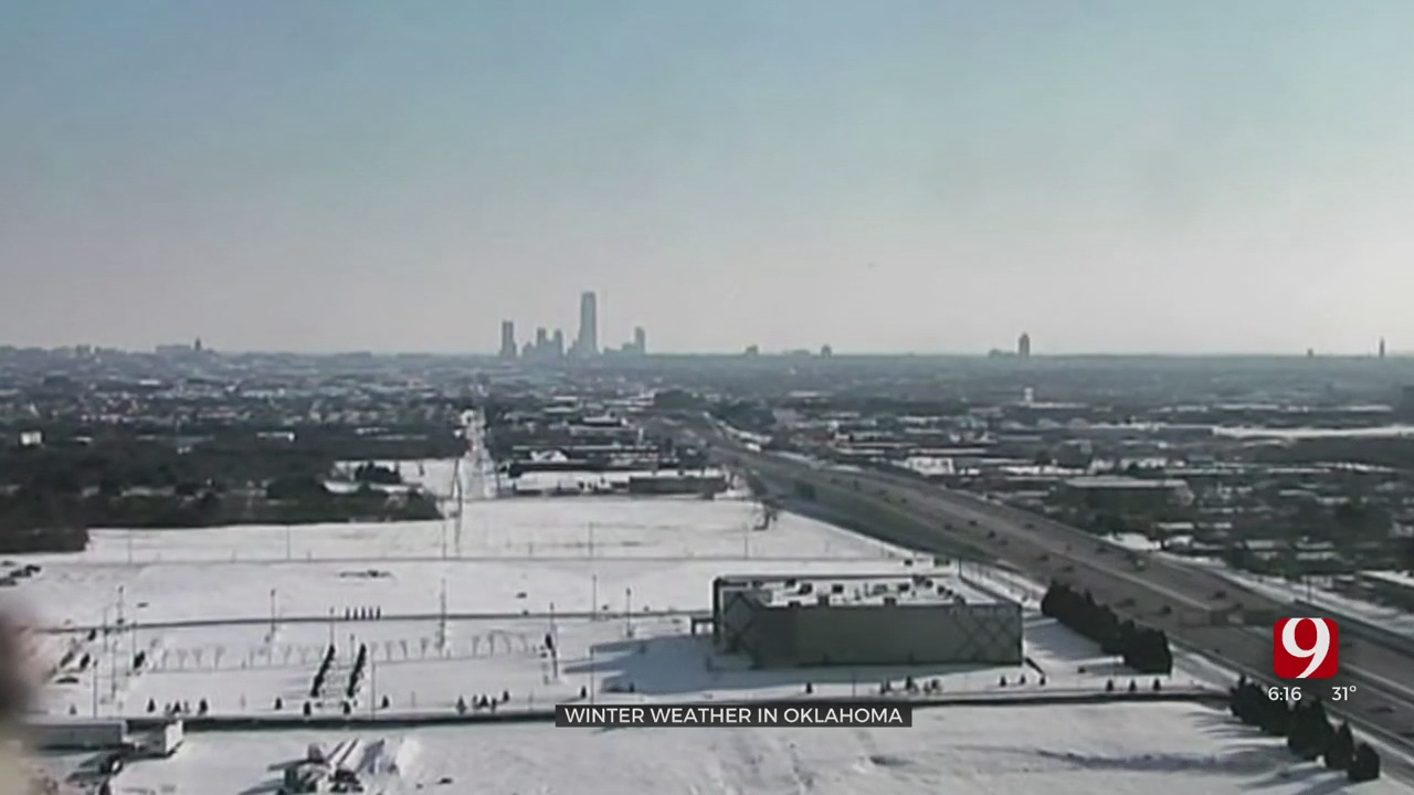 Sights And Sounds: A Look Back At The Week In Winter Weather