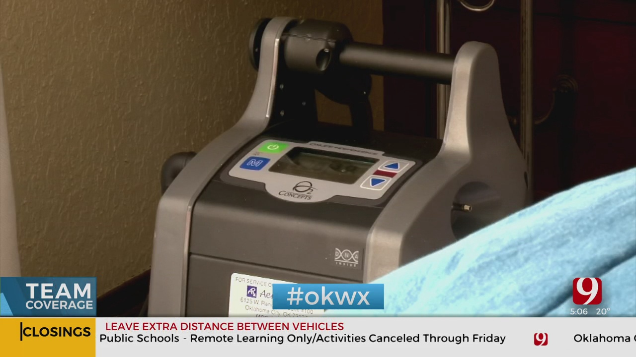 Oklahomans With Medical Conditions Say Unexpected Rolling Blackouts Can Be Dangerous