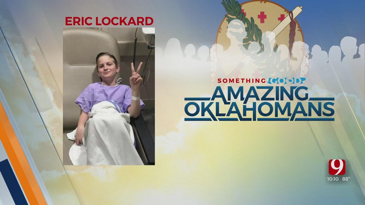 Amazing Oklahoman: Eric Lockard