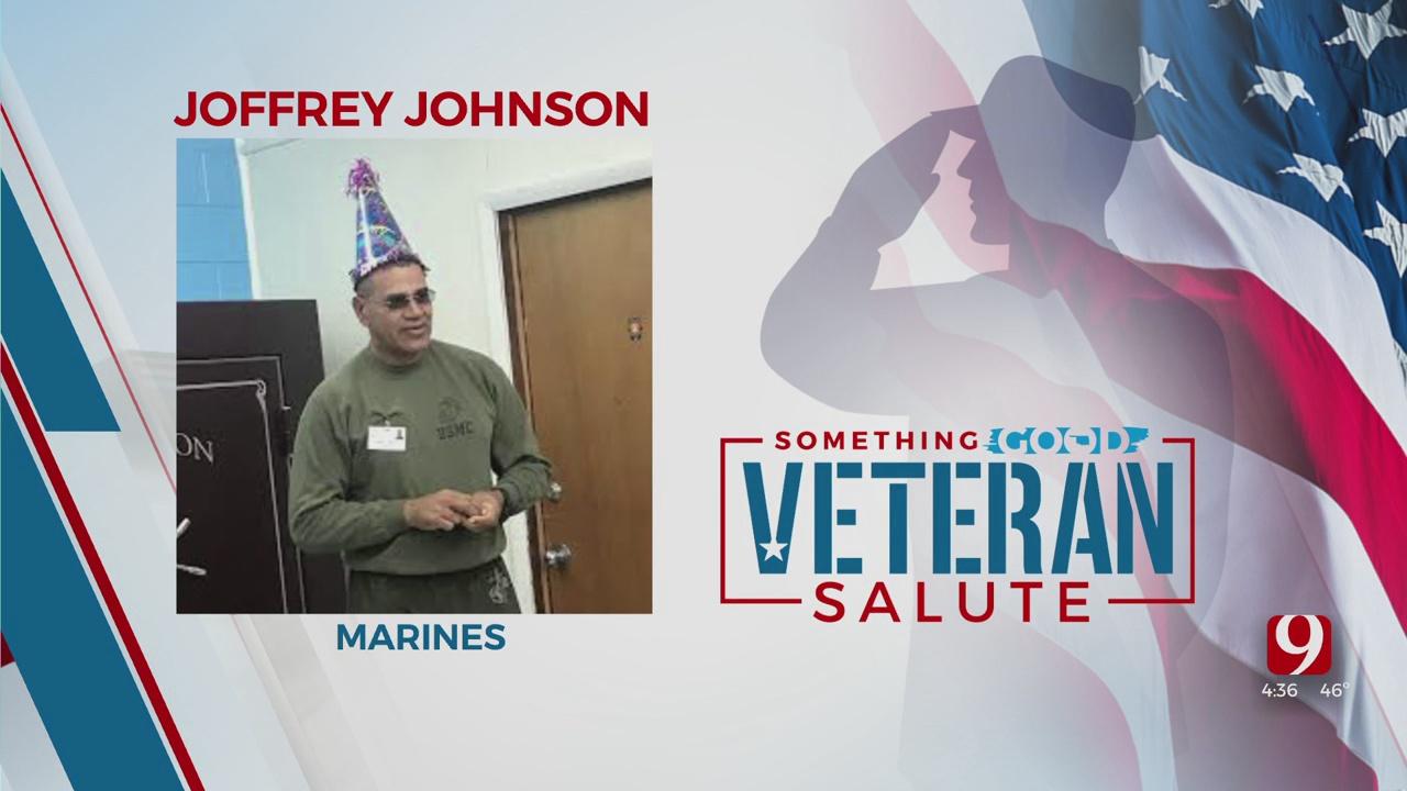 Veteran Salute: Joffrey Johnson