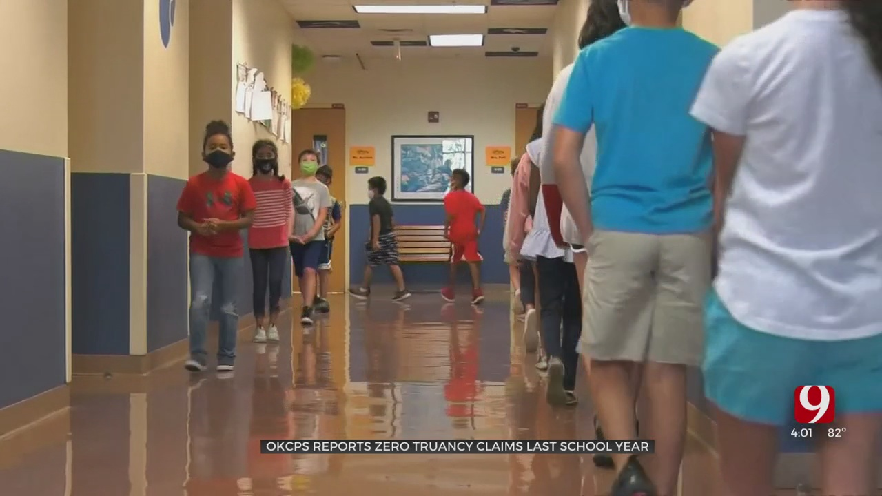 OKCPS Reports Zero Truancy Claims For School Year As District Shifts Policy