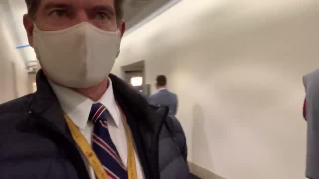 WATCH: Alex Cameron's Update From Washington D.C. (4 p.m.)