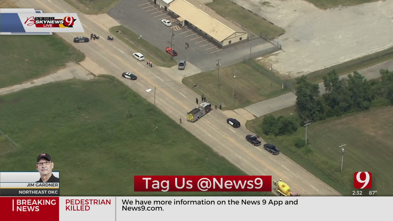 Person Dies After Being Struck By Car In Midwest City