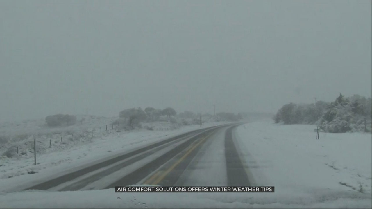 Air Comfort Solutions Offers Winter Weather Tips