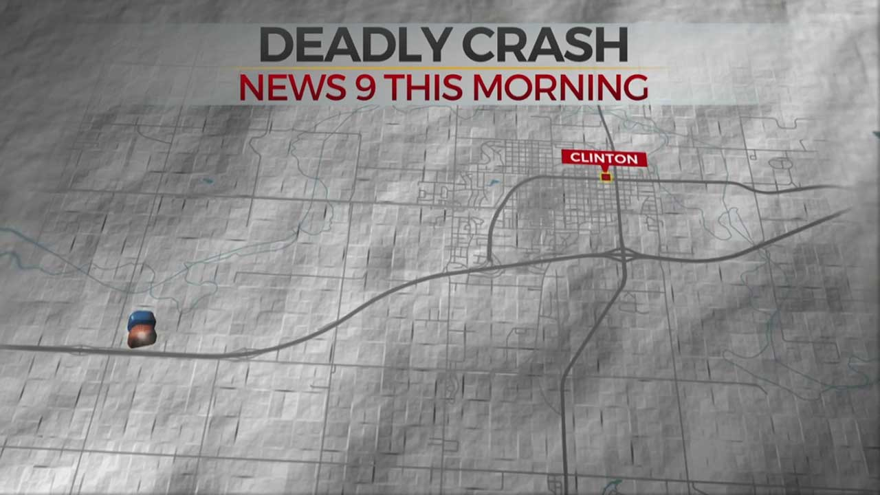 4 Killed, 1 Injured In Crash Near Clinton, Troopers Say