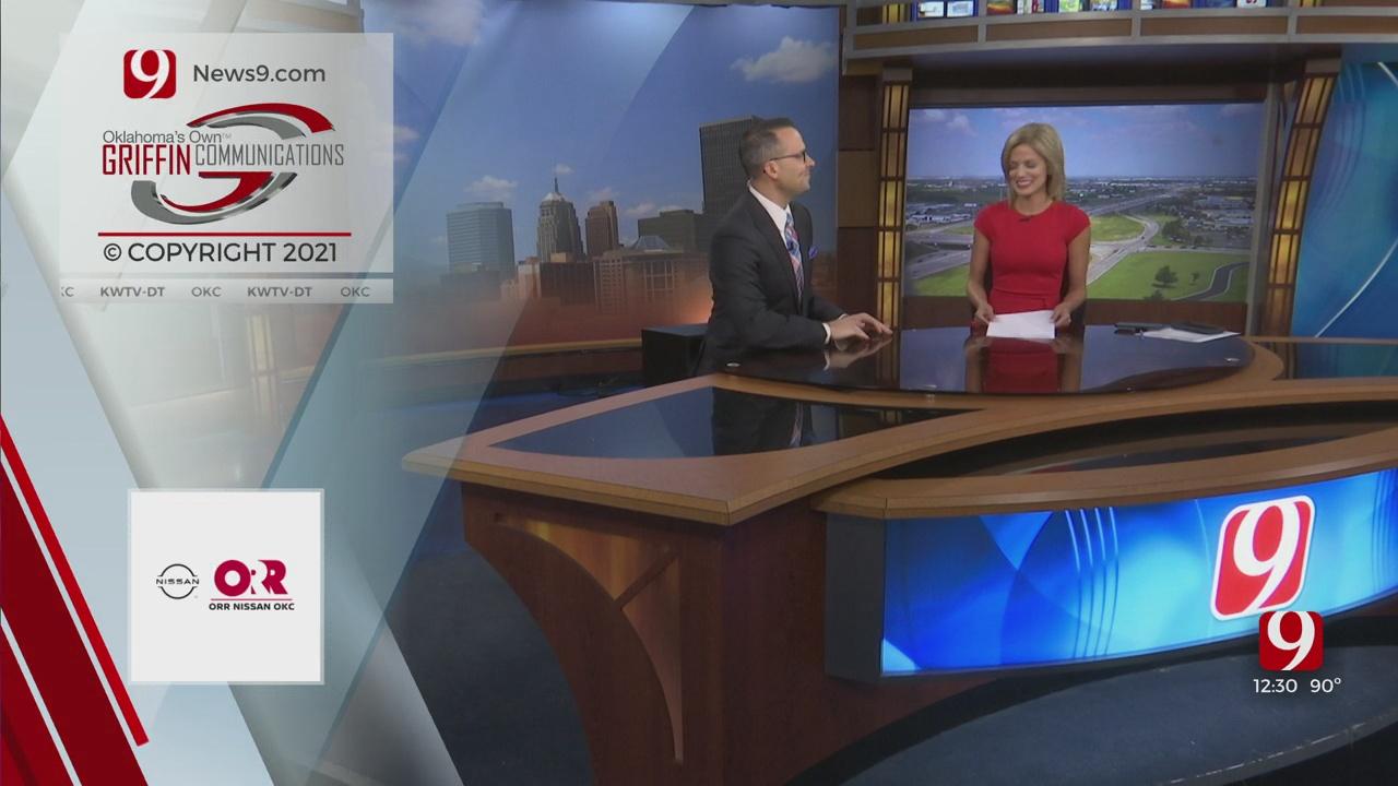 News 9 Noon Newscast (Aug. 27)