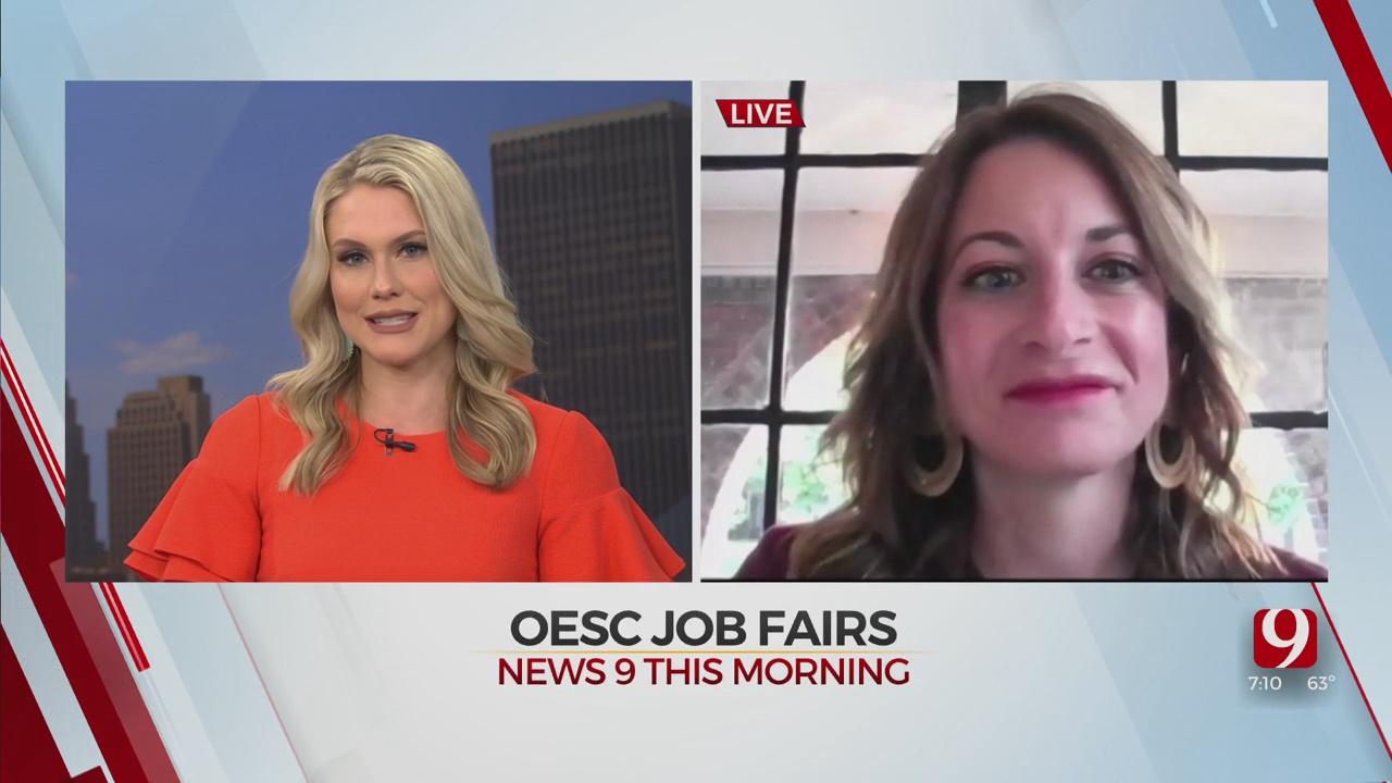 OESC Hosting Job Fairs