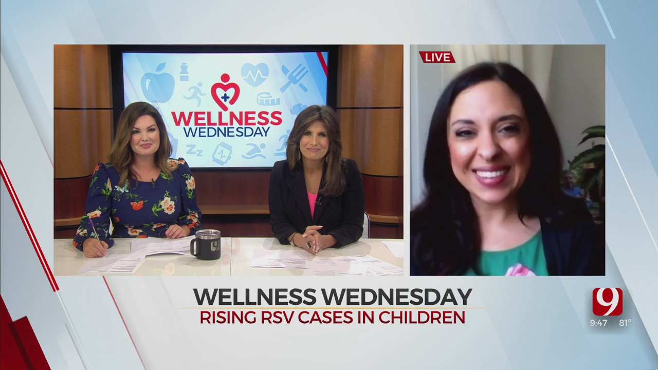 Wellness Wednesday: RSV Cases Are On The Rise