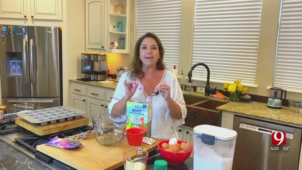 Sassy Mama: Bakery Style Brownies Part 1