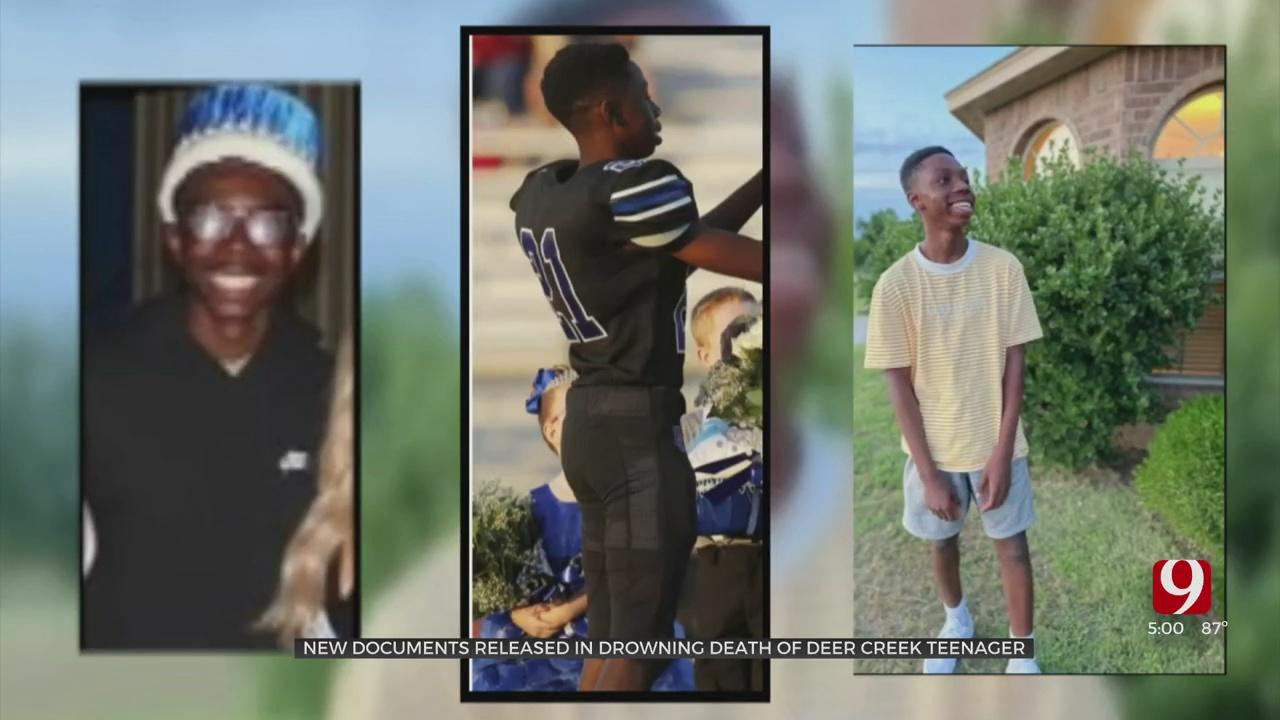 Search Warrants Reveal New Details In Drowning Of Deer Creek Teen