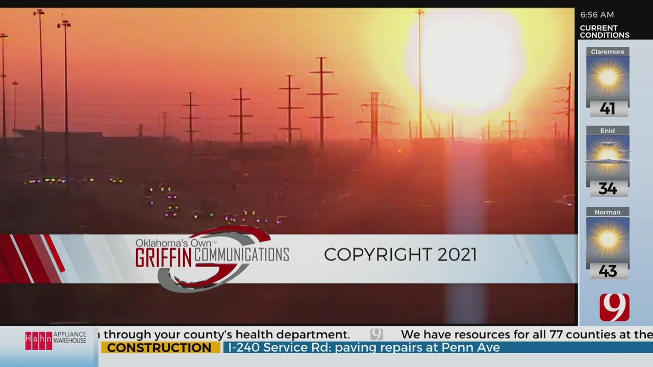 News 9 6 a.m. Newscast (March 8)