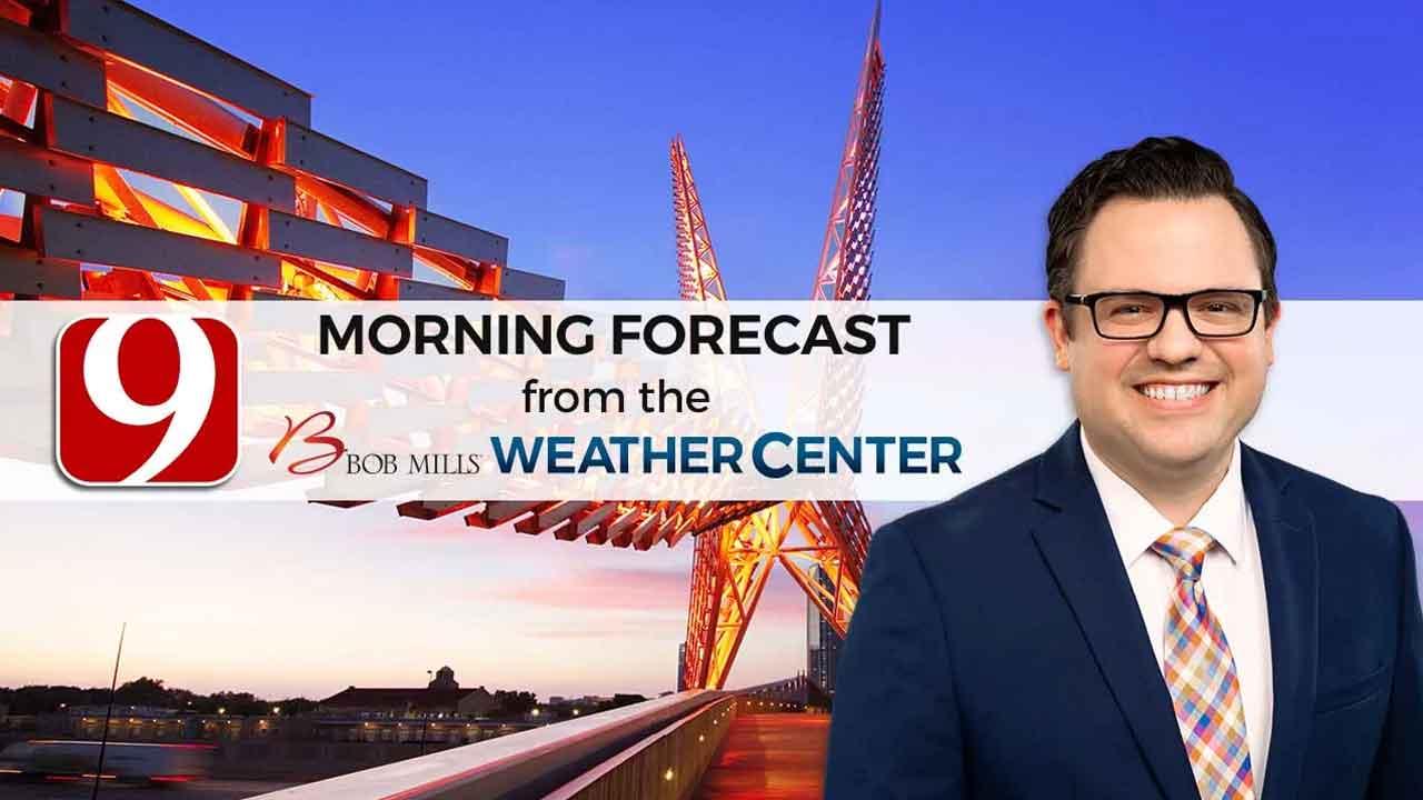 Morning Forecast With Matt Mahler