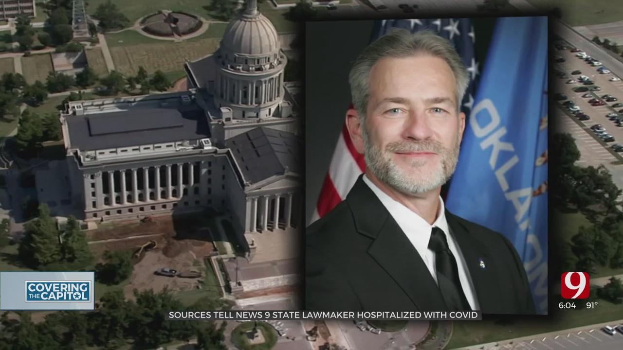 Sources: Oklahoma Legislator Hospitalized In Texas Due To COVID-19
