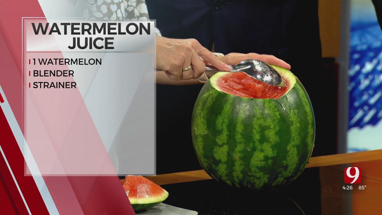 Sassy Mama: Watermelon Juice